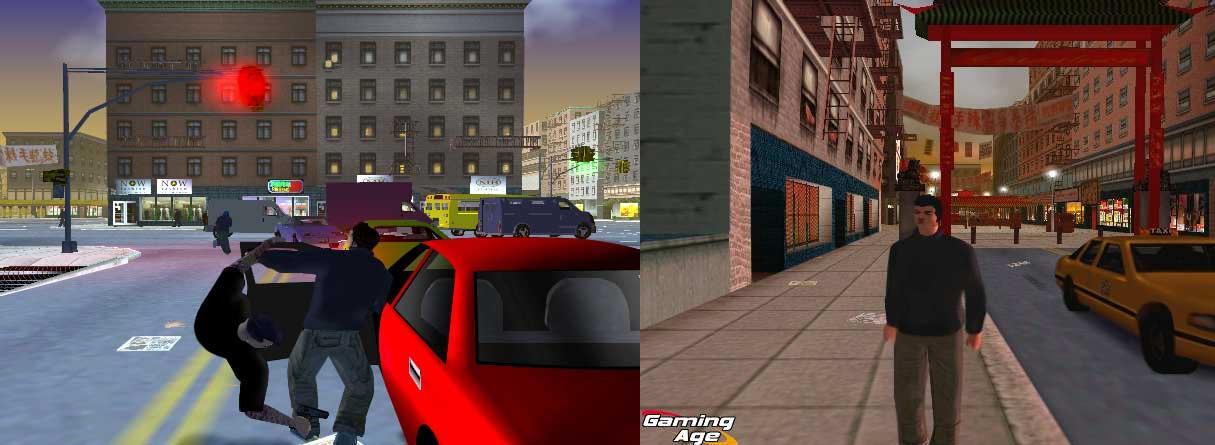 еще одно вырезанное авто 2 - Grand Theft Auto 3
