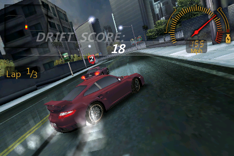 und iphone - Need for Speed: Undercover