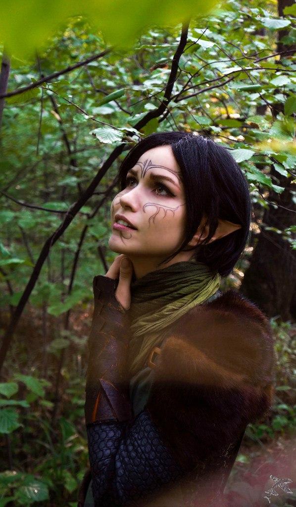 cosplay - Dragon Age 2 dragon age, pretty, Косплей