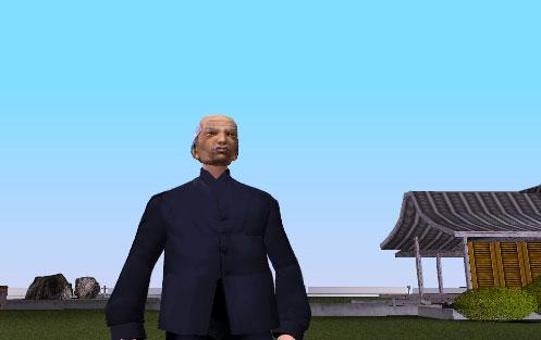 man - Grand Theft Auto 3