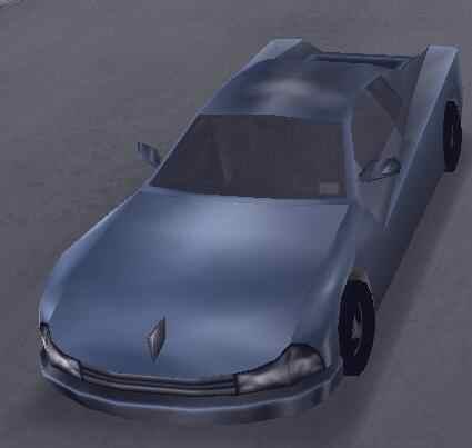 cheetah - Grand Theft Auto 3