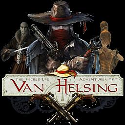 The Incredible Adventures of Van Helsing.png - Incredible Adventures of Van Helsing, the