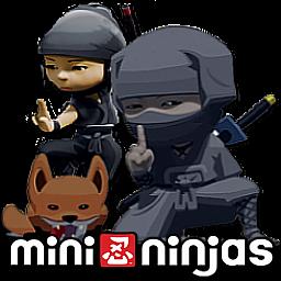 Mini Ninjas.png - Mini Ninjas