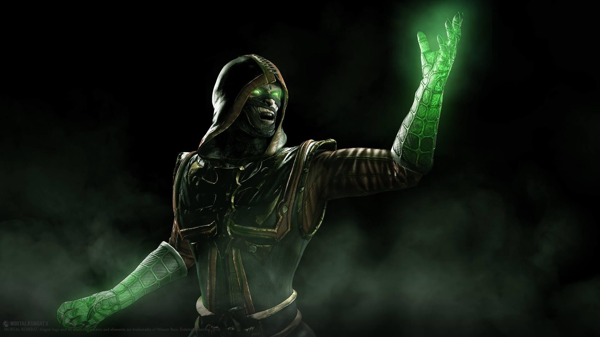 Mortal Kombat X - Mortal Kombat X Ermac, Смертельная битва 10