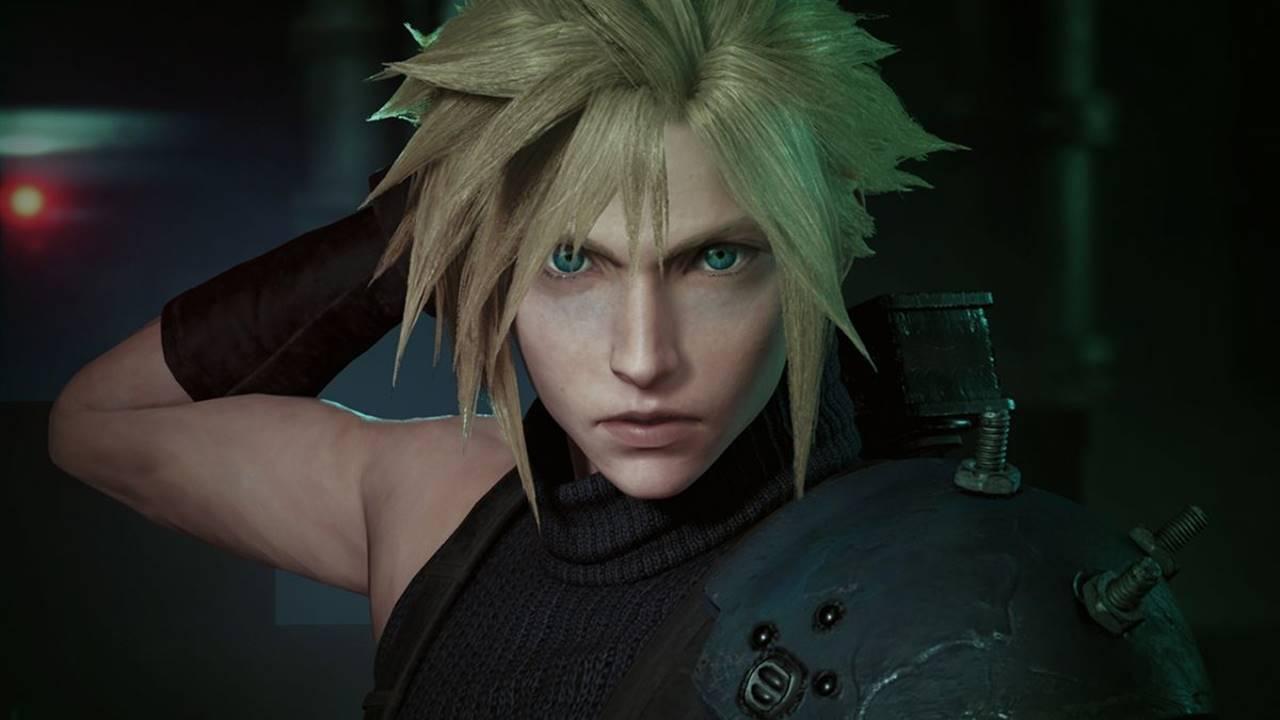 Final Fantasy 7 ремейк - Final Fantasy 7 файнал фэнтези
