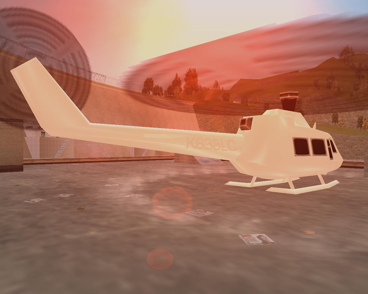 Escape 2 - Grand Theft Auto 3