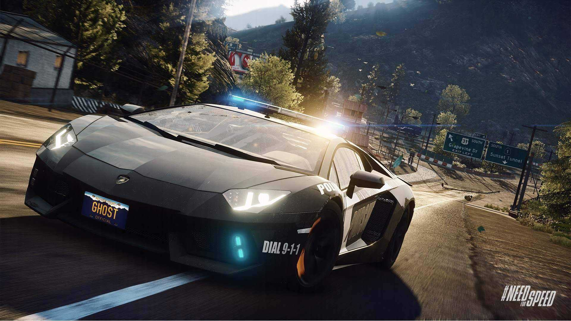 Lamborghini Huracan Need for Speed Rivals