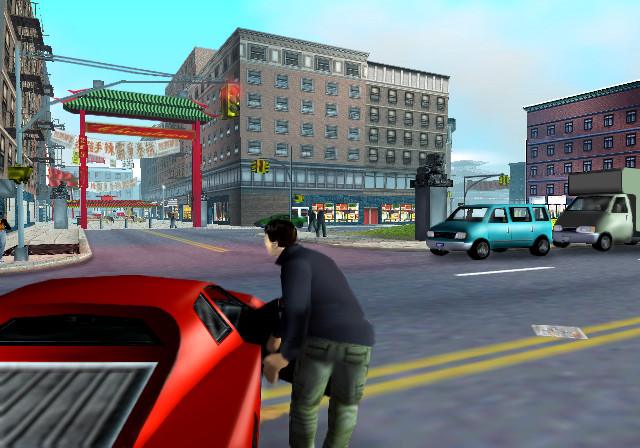 Нет кафе! - Grand Theft Auto 3
