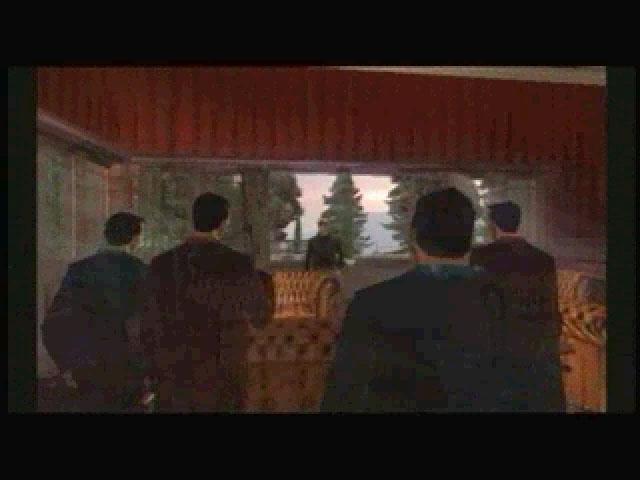 Якудза в доме у Сальвадоре - Grand Theft Auto 3