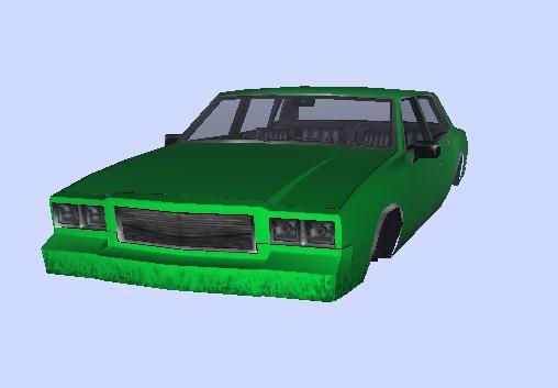 Тахома - Grand Theft Auto 3