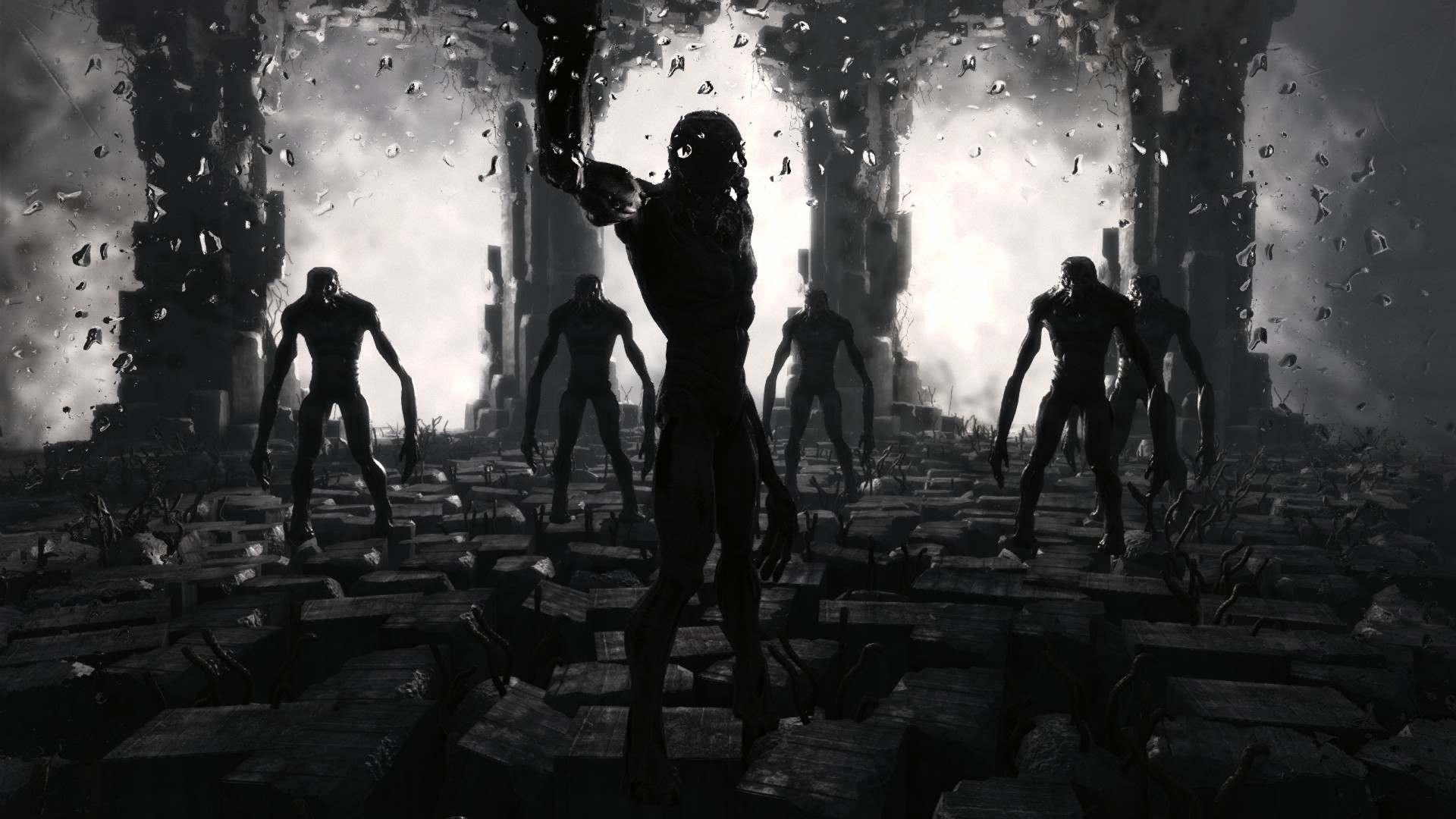 Метро 2033 Обои На Рабочий Стол