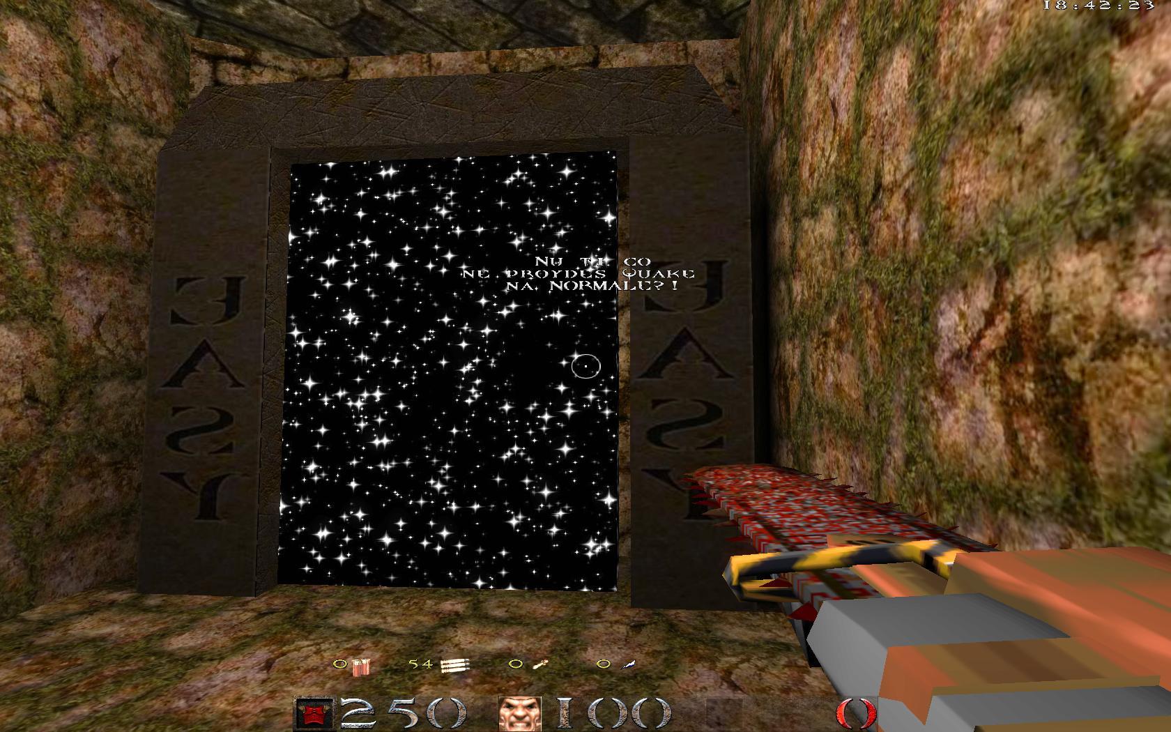 Quake Mountain addon for Quake 1 (qrack port) - Quake Мод