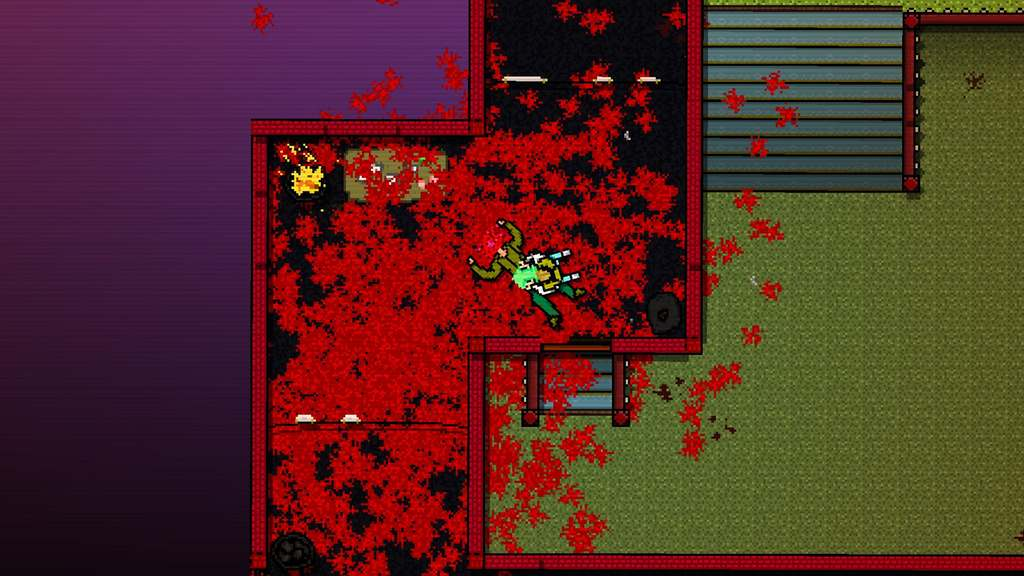 Hotline Miami - Hotline Miami