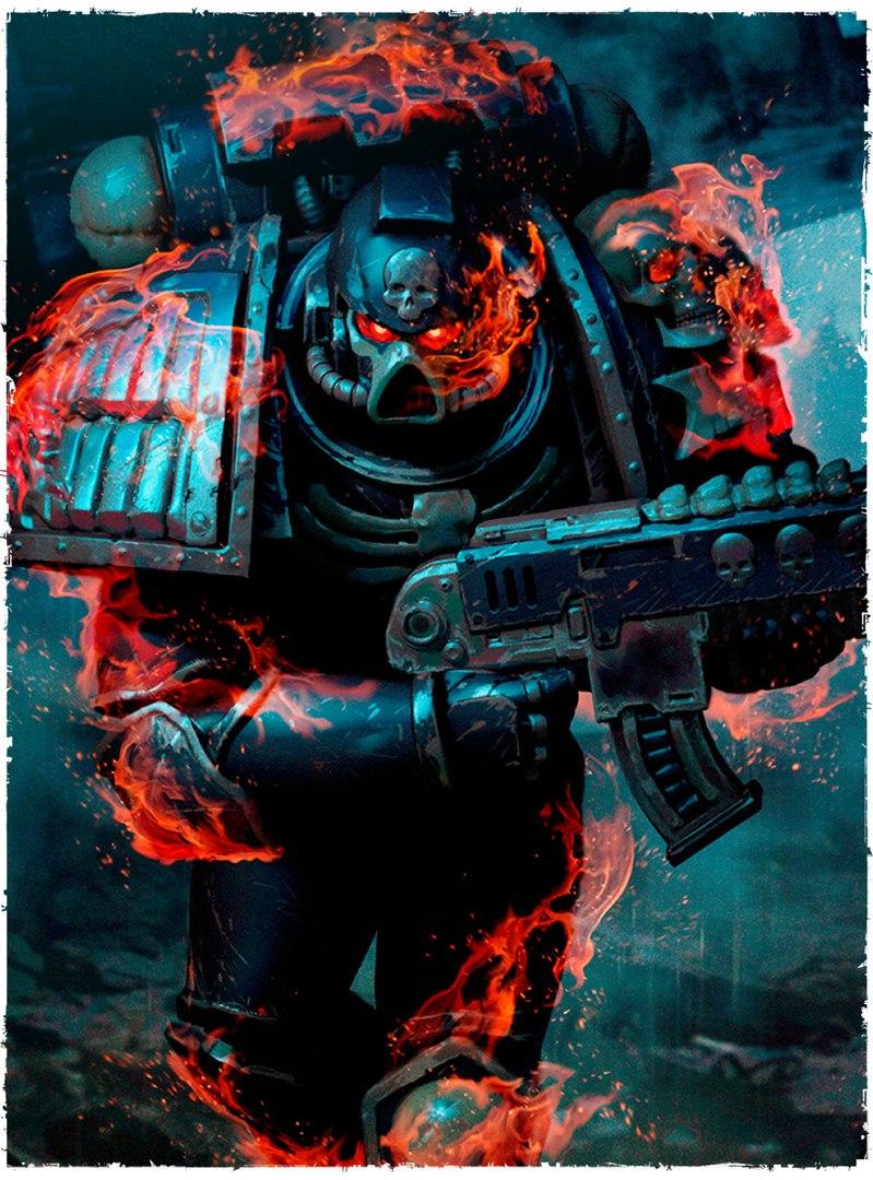 WJJveho4etE.jpg - Warhammer 40.000: Dawn of War 2 Арт