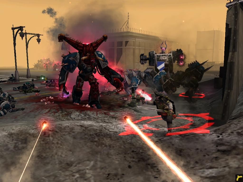 relic00769.jpg - Warhammer 40.000: Dawn of War имперская гвардия, космодесант хаоса