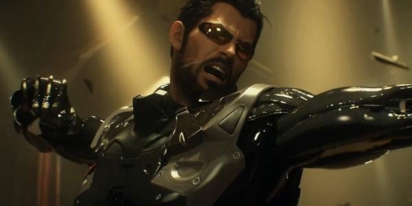 Киборг - Deus Ex: Mankind Divided deus, ex, арт, геймплей