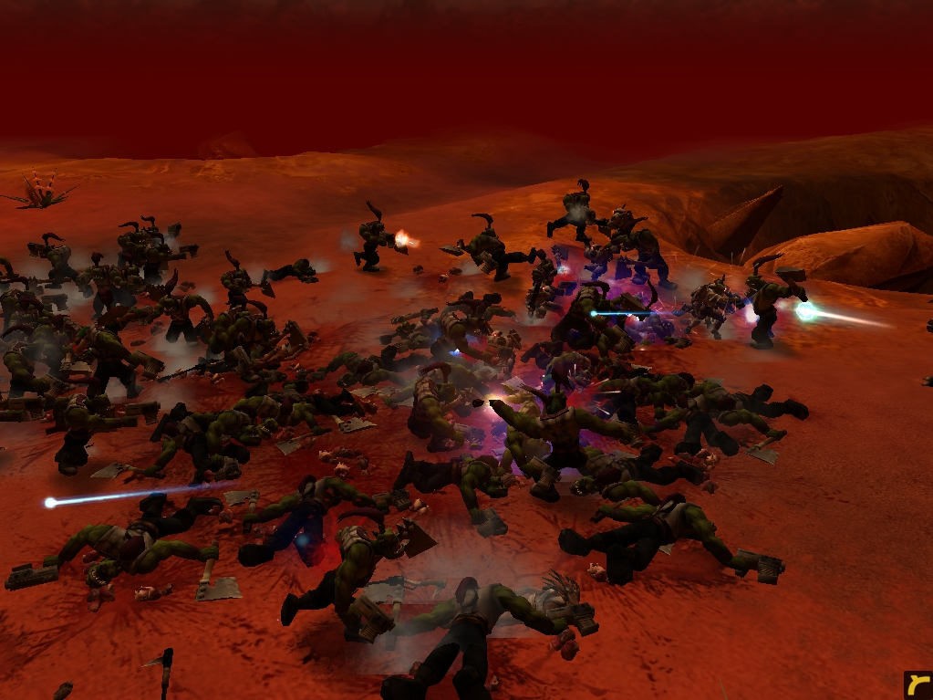 relic00842.jpg - Warhammer 40.000: Dawn of War орки