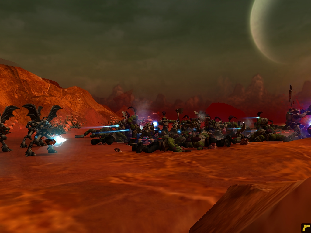 relic00843.jpg - Warhammer 40.000: Dawn of War орки