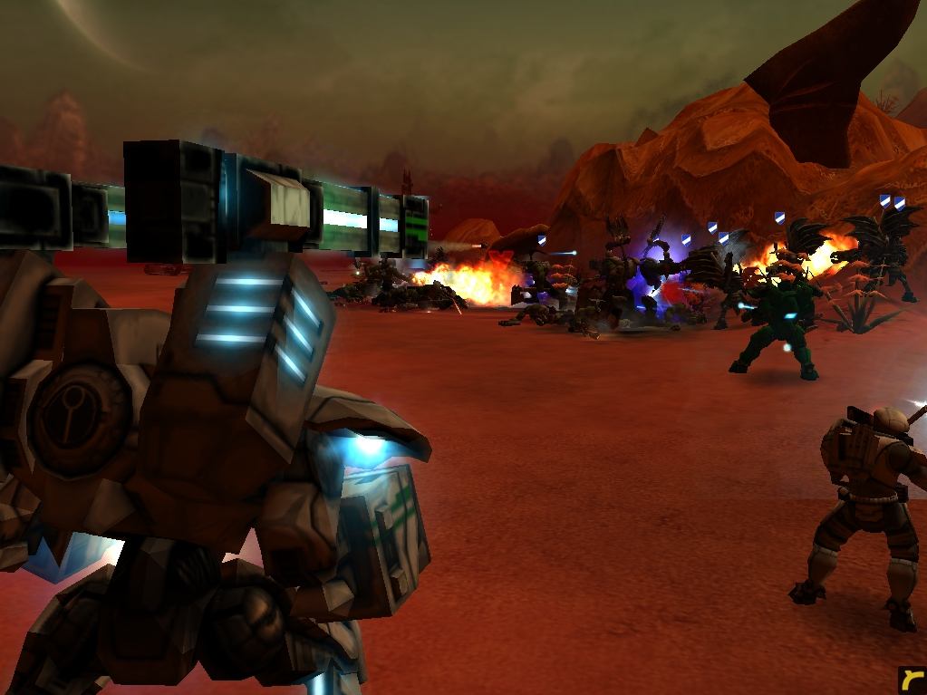 relic00849.jpg - Warhammer 40.000: Dawn of War орки
