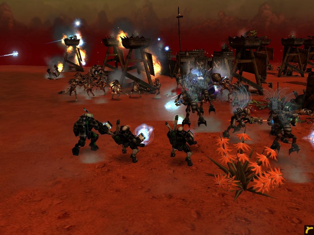 relic00855.jpg - Warhammer 40.000: Dawn of War орки