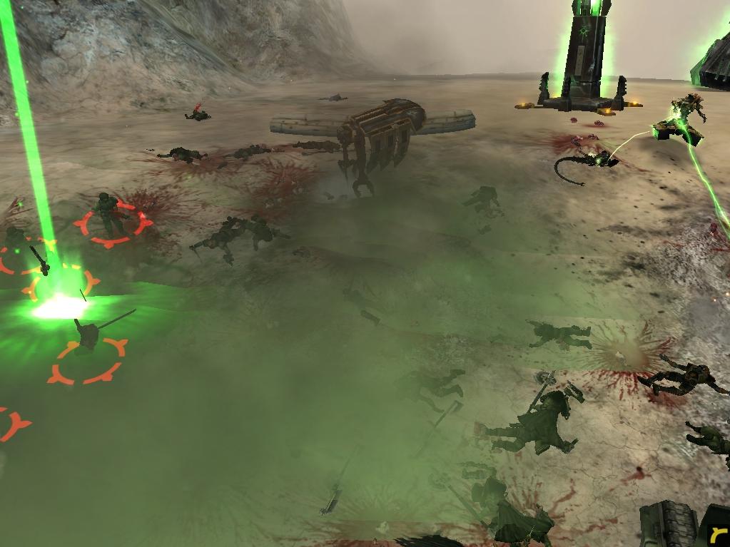 relic00870.jpg - Warhammer 40.000: Dawn of War имперская гвардия