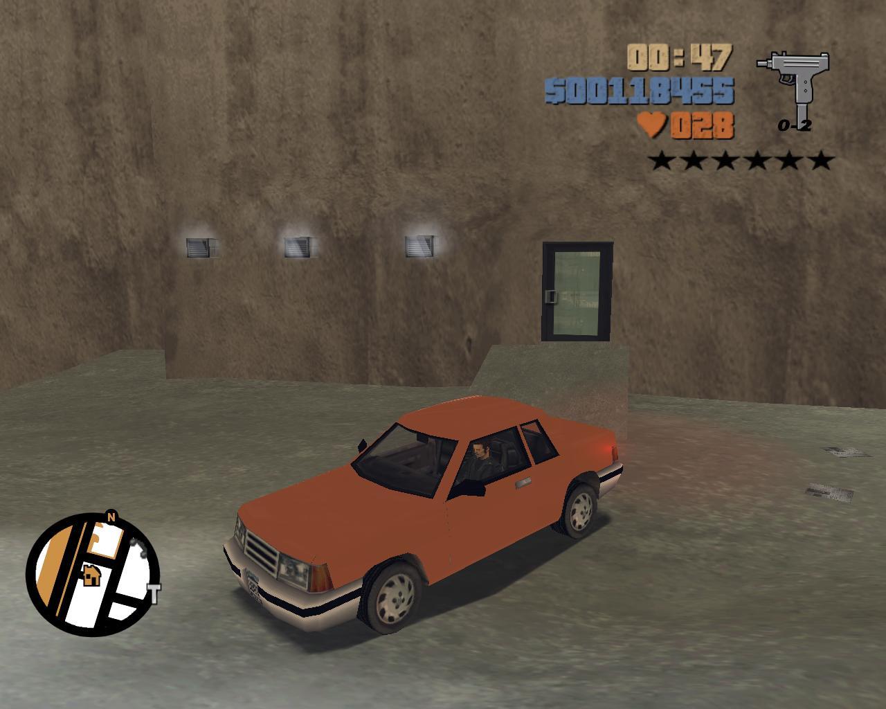 новая Manana - Grand Theft Auto 3