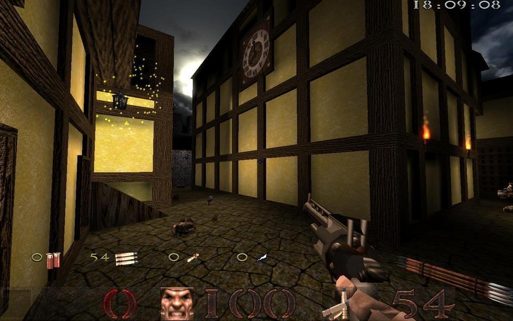 Цитаделко ужос***** - Quake