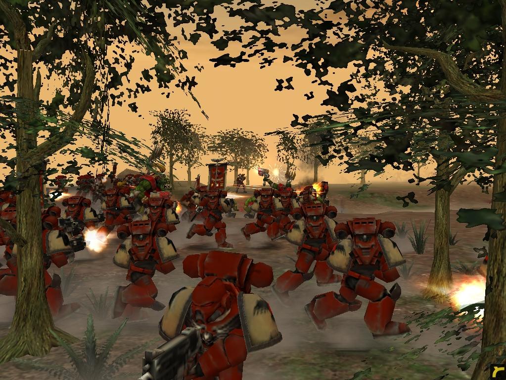 relic01012.jpg - Warhammer 40.000: Dawn of War орки
