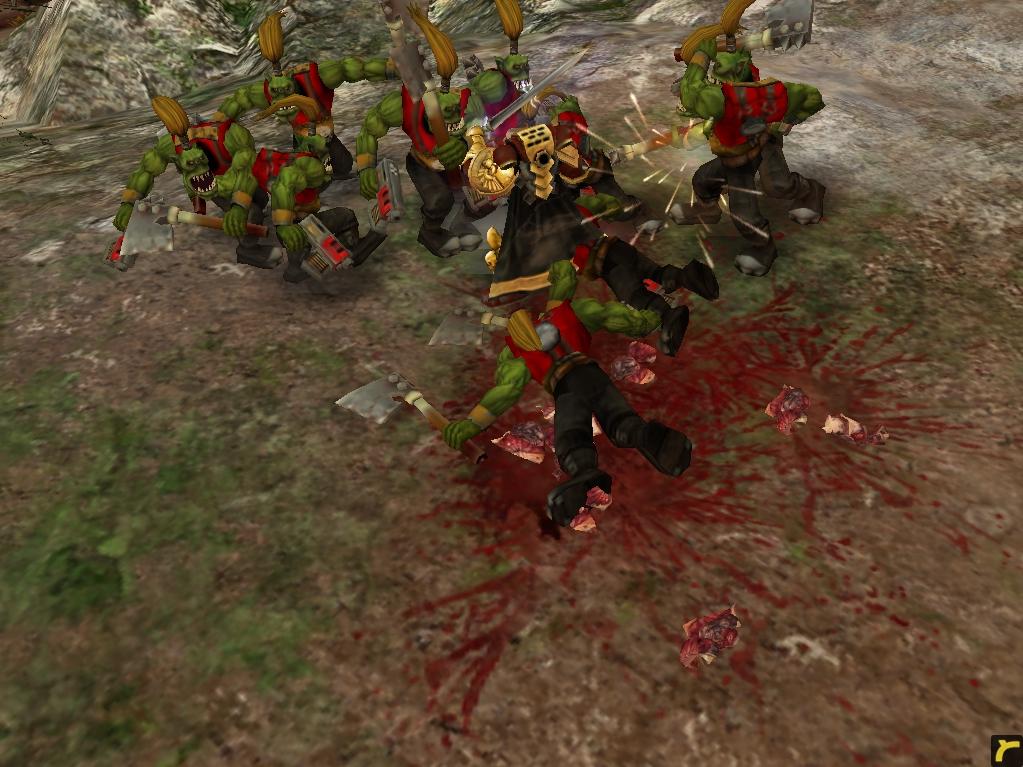 relic01018.jpg - Warhammer 40.000: Dawn of War орки