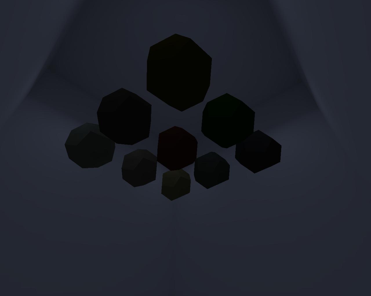 Додэкаэдры [анимированный PNG] - Half-Life animated PNG, APNG, ln_cube, додэкаэдр