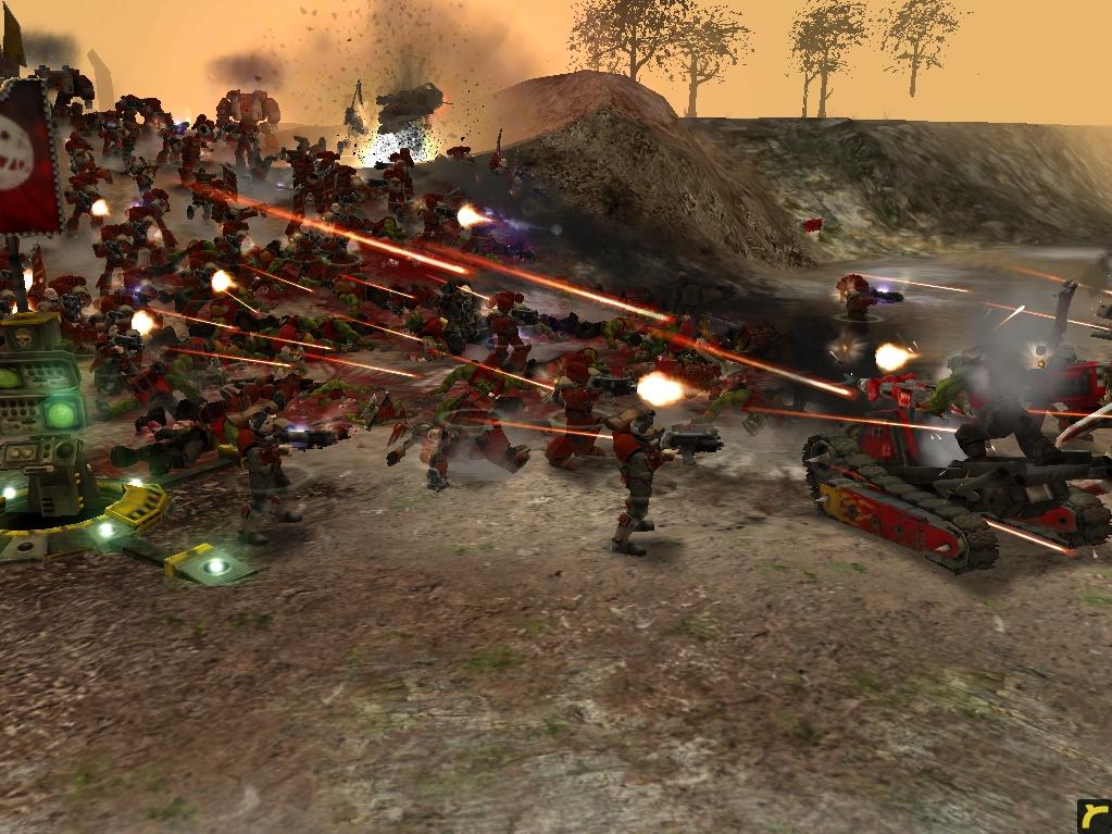 relic01029.jpg - Warhammer 40.000: Dawn of War орки