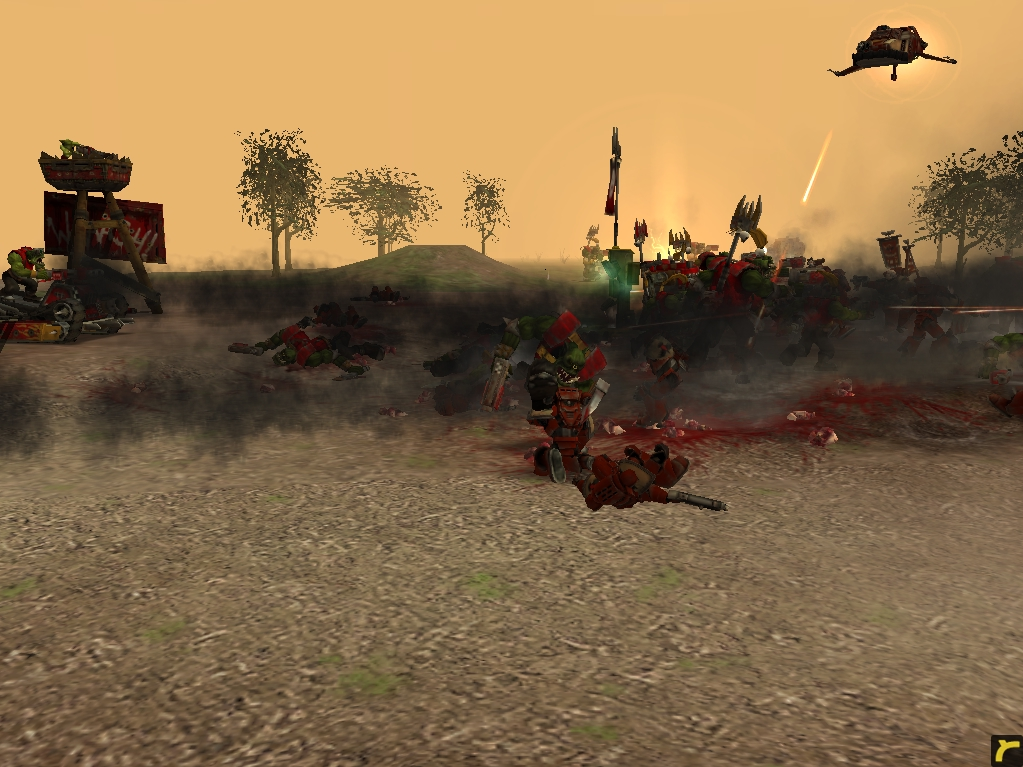 relic01033.jpg - Warhammer 40.000: Dawn of War орки