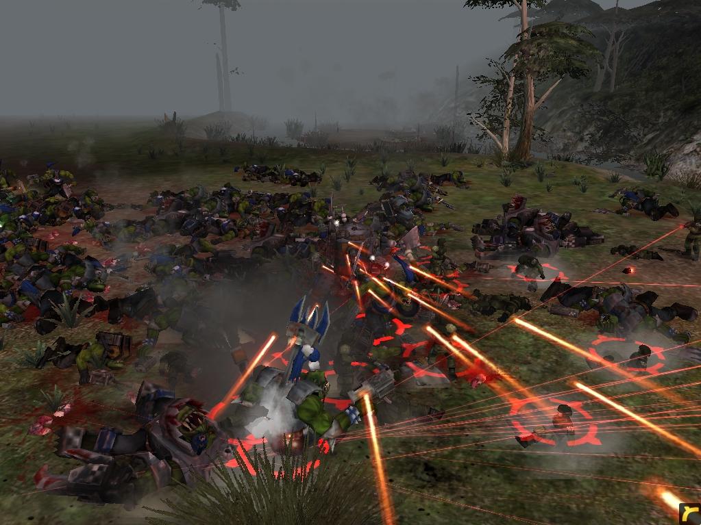 relic01067.jpg - Warhammer 40.000: Dawn of War имперская гвардия