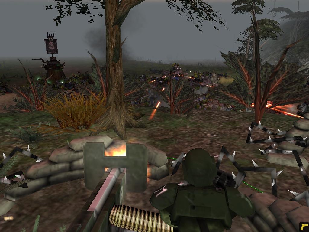 relic01075.jpg - Warhammer 40.000: Dawn of War имперская гвардия
