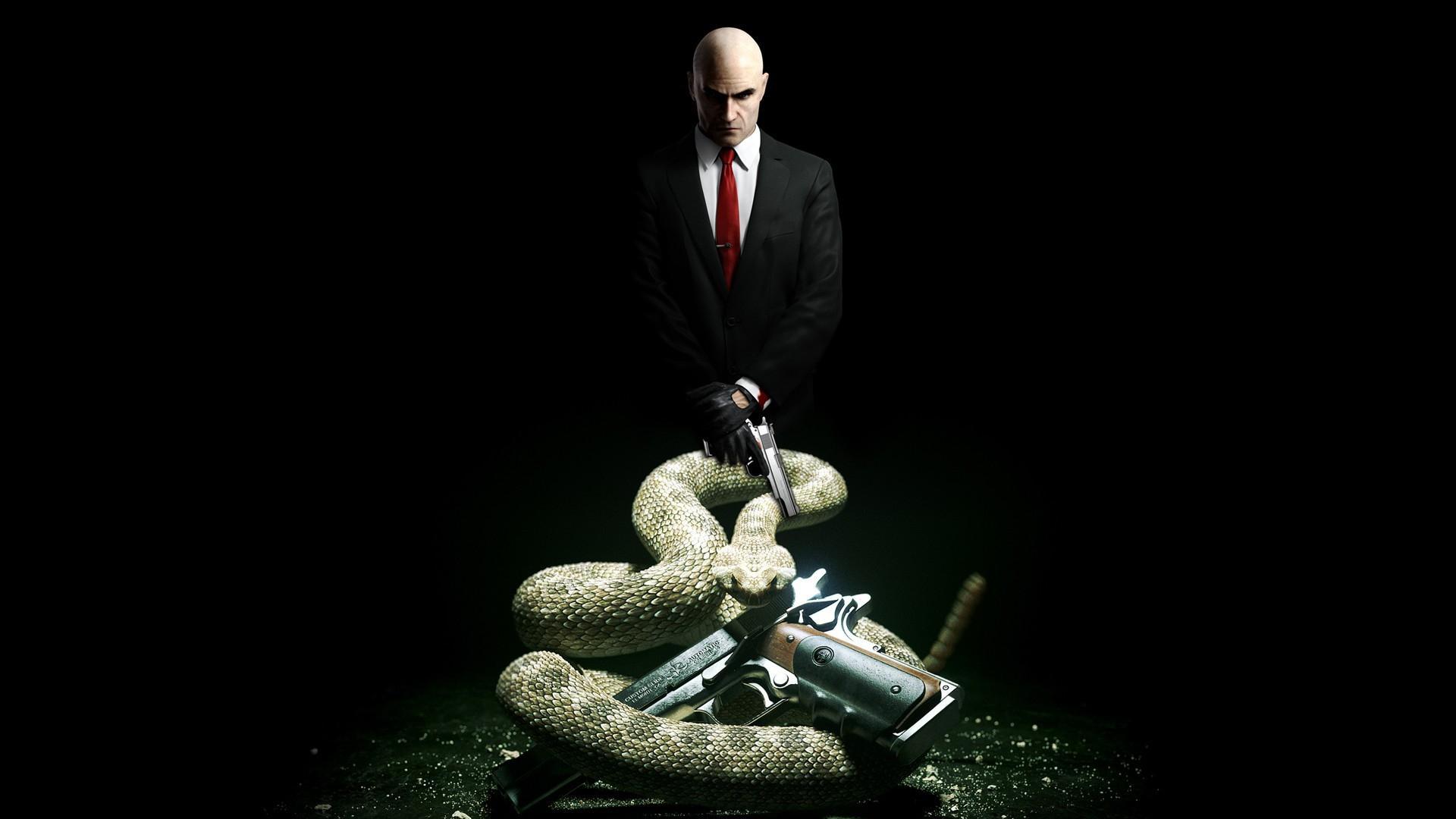 Hitman Evolution / Рэквием по Blood Money... - Hitman: Absolution Обои