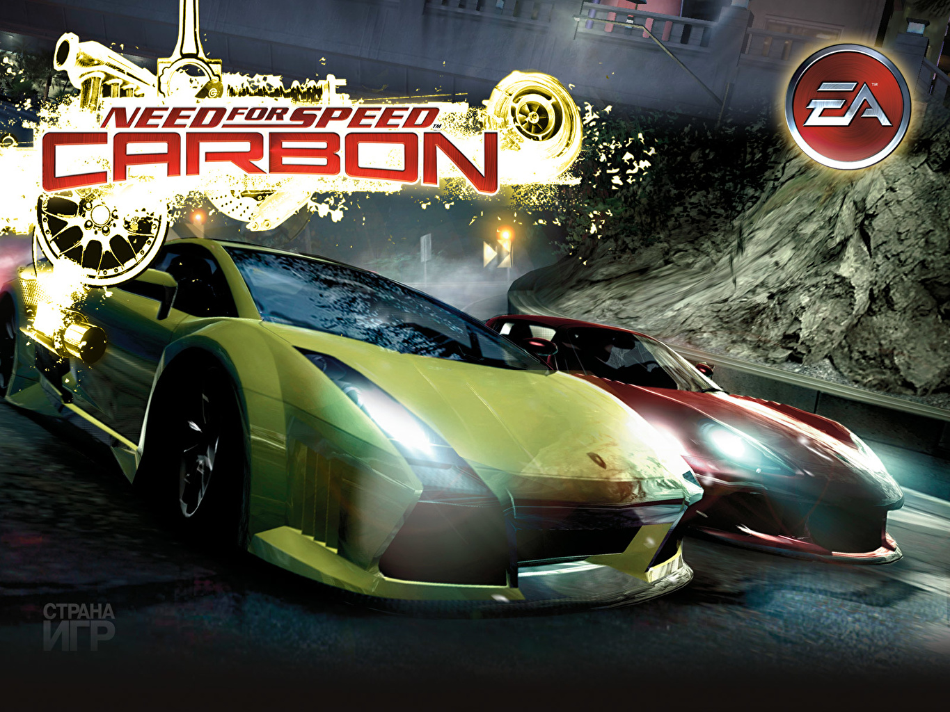 Need for Speed Carbon - Need for Speed: Carbon Need for Speed Carbon