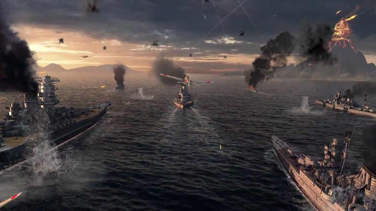 World of Warships - World of Warships