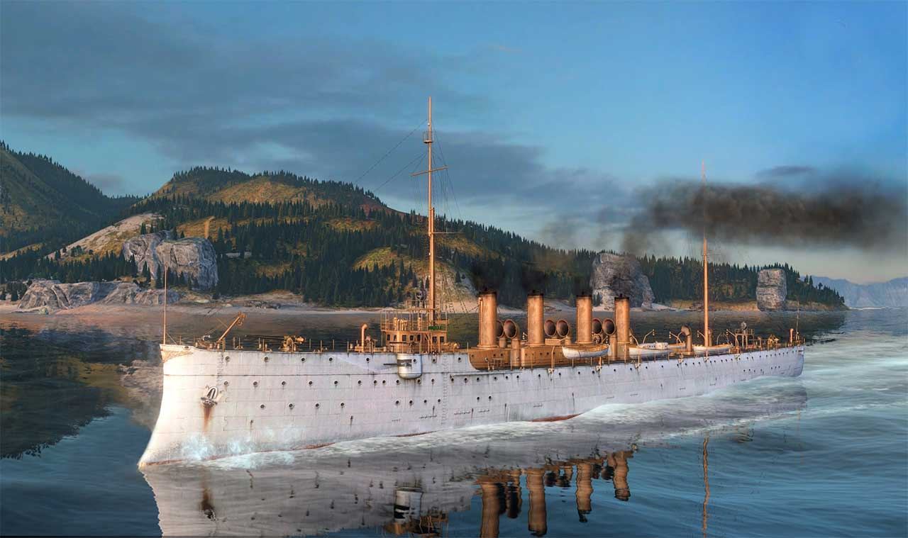 World of Warships - World of Warships