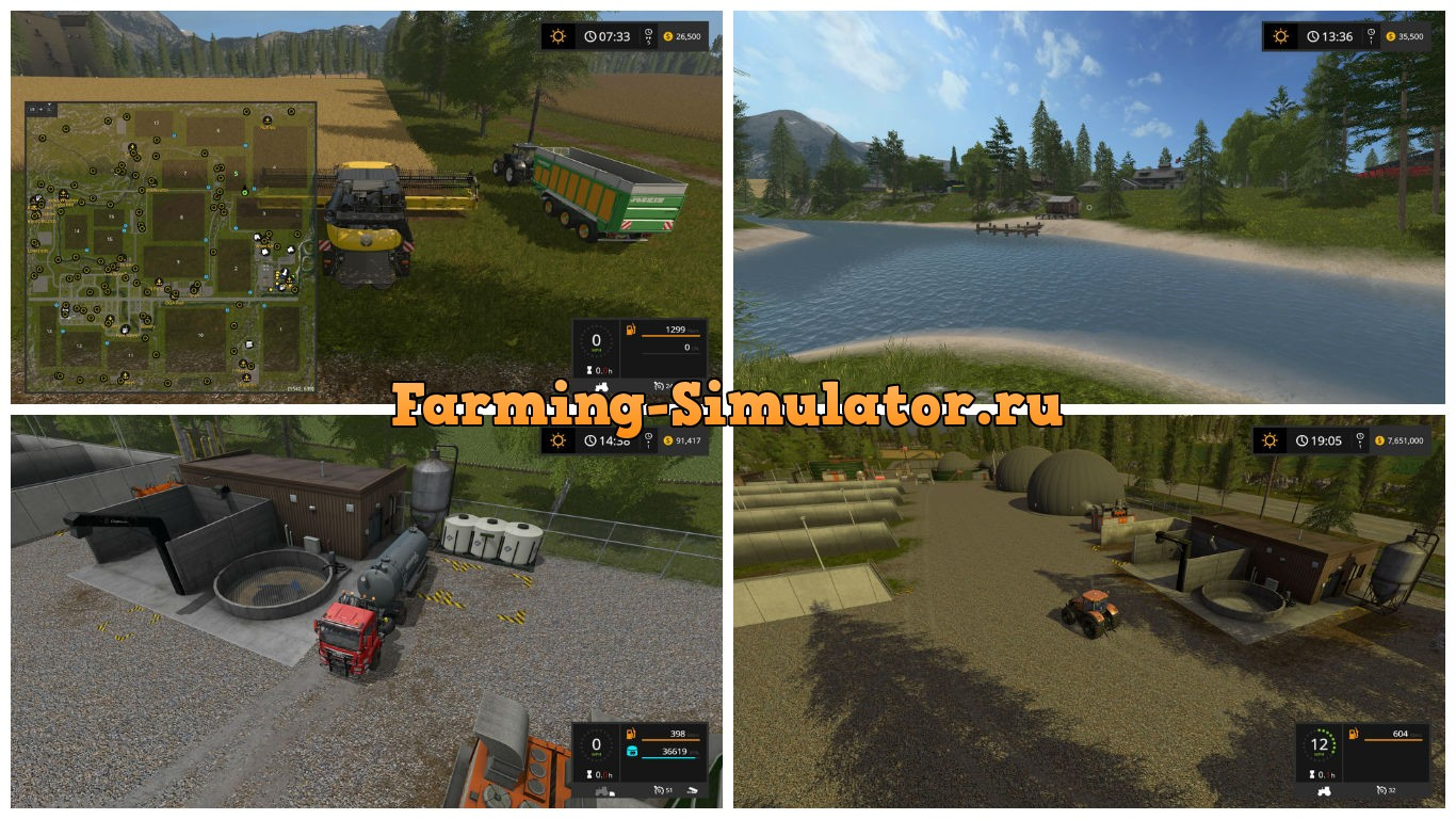 Farming Simulator 17 - Farming Simulator 17