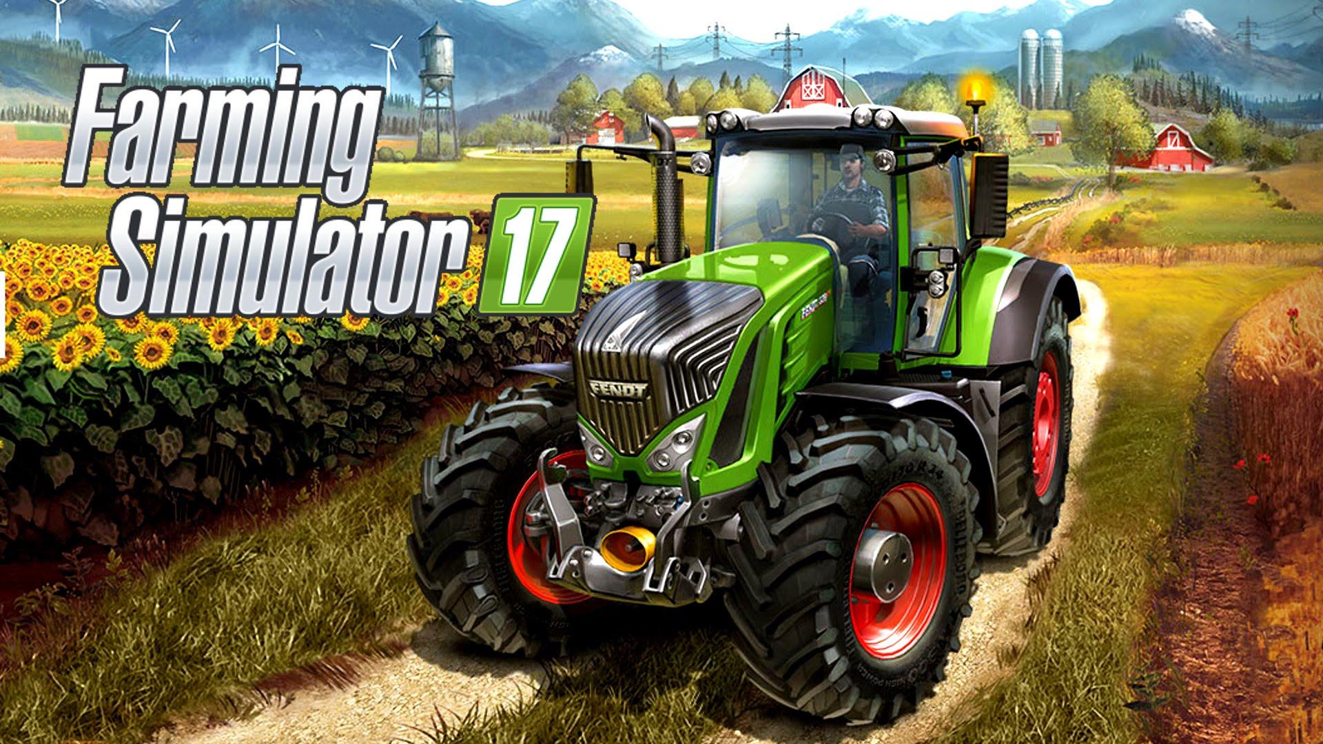 Farming Simulator 17 - Farming Simulator 17