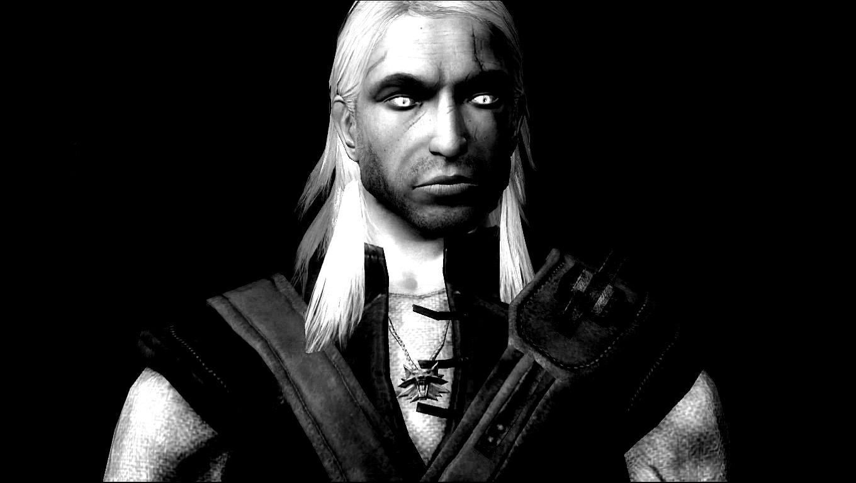 Жуткий Геральт ! - Witcher, the