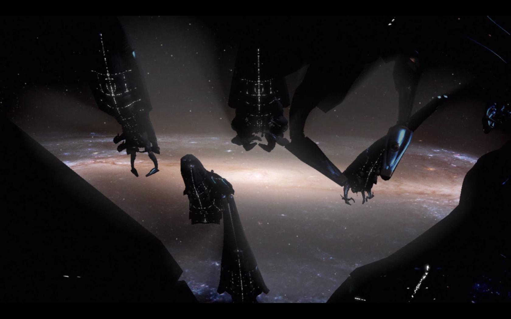 Скриншоты ко второй части Mass Effect - Mass Effect 2