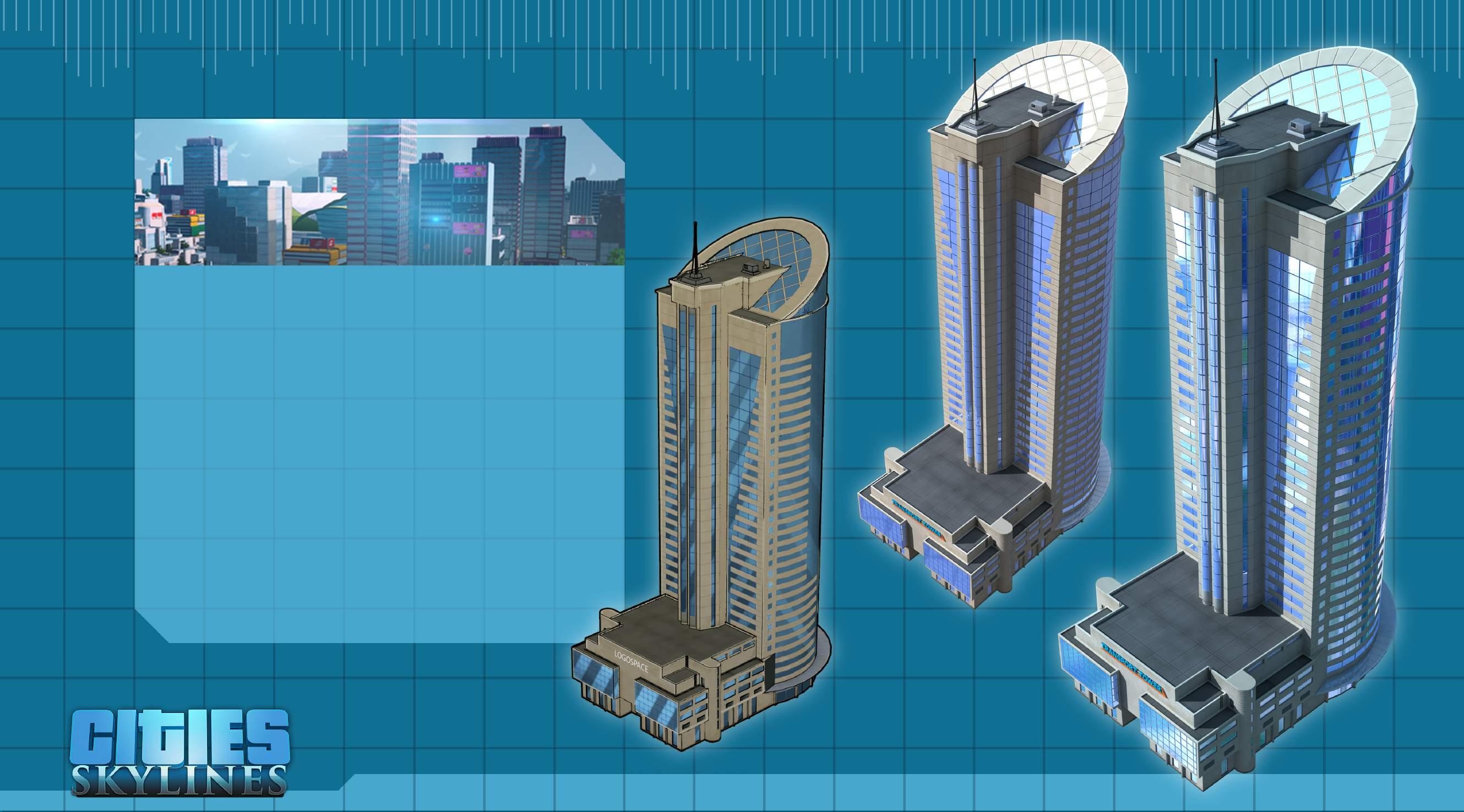 01 - Cities: Skylines