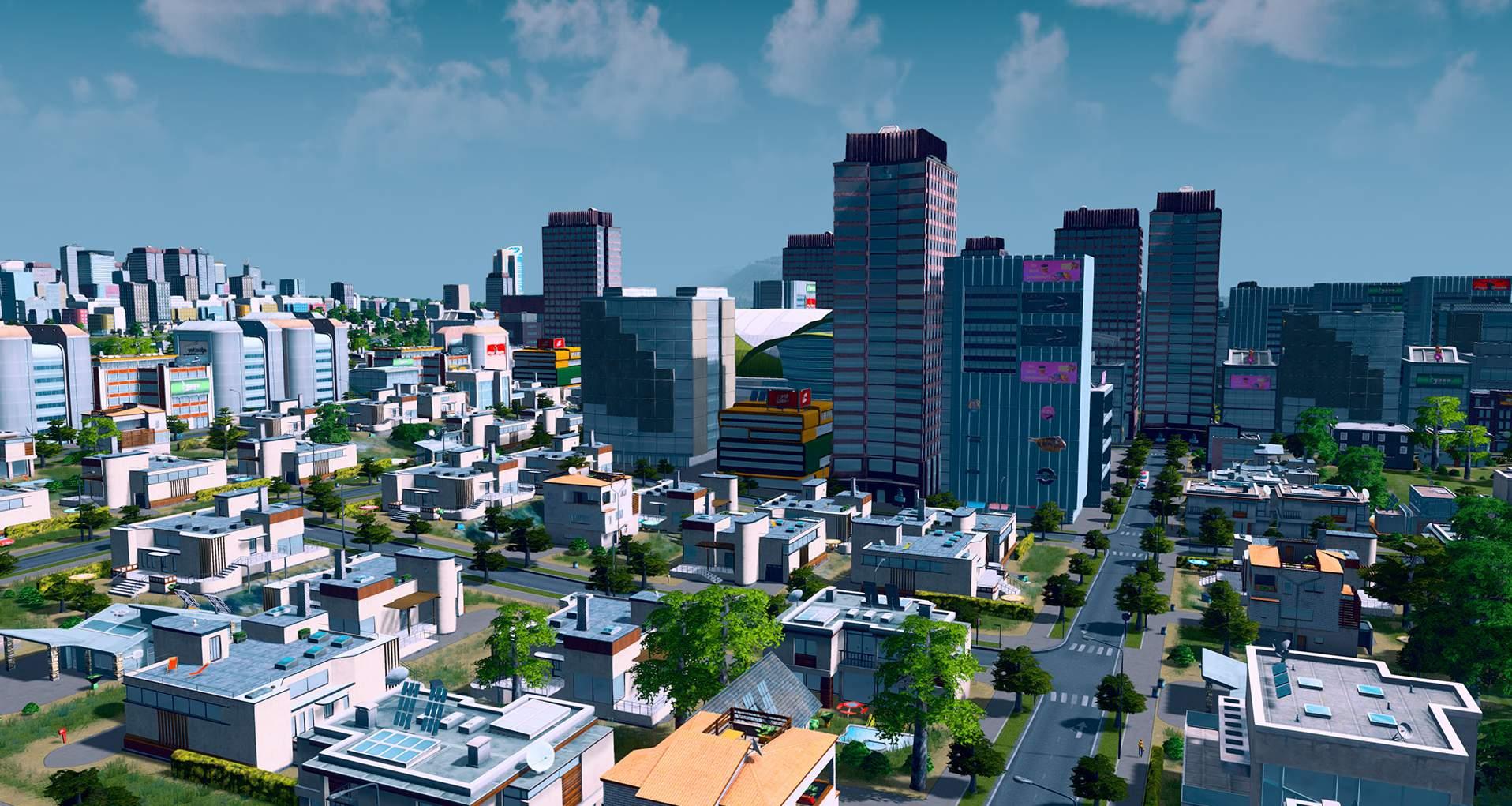 11 - Cities: Skylines