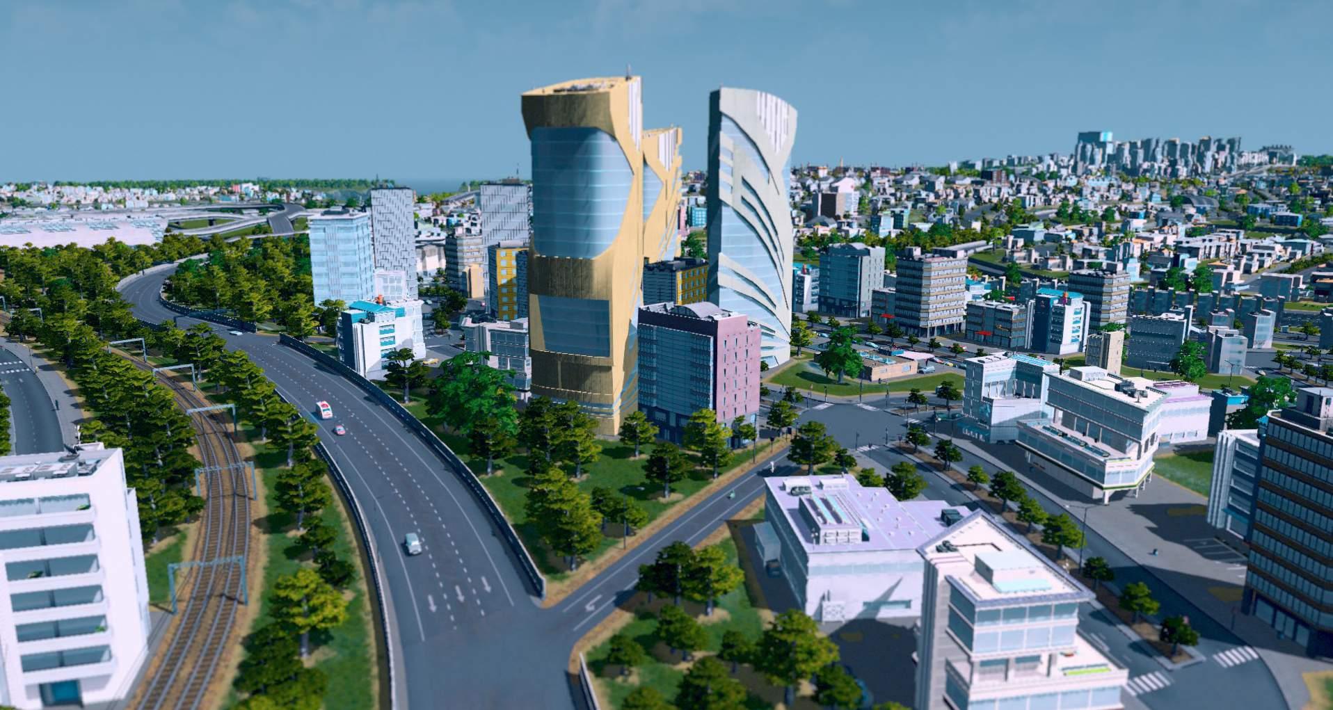 13 - Cities: Skylines