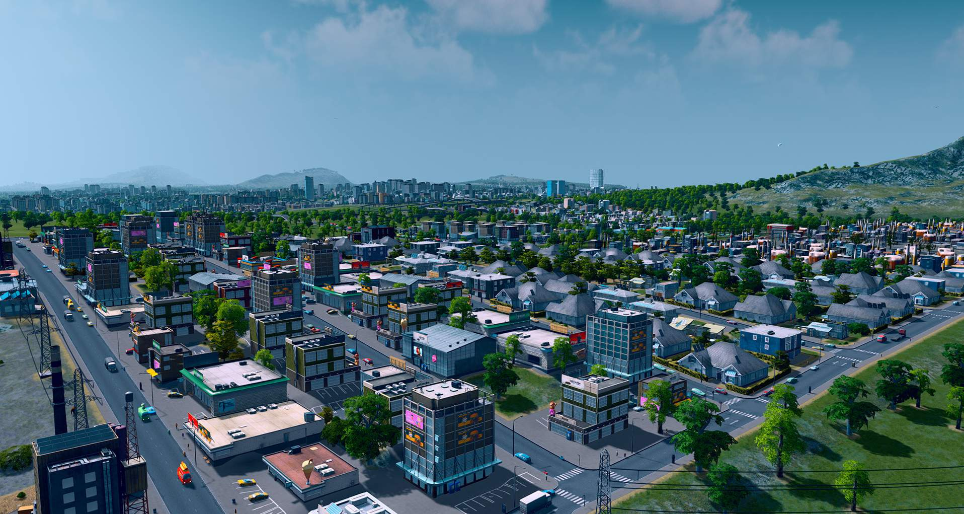 14 - Cities: Skylines
