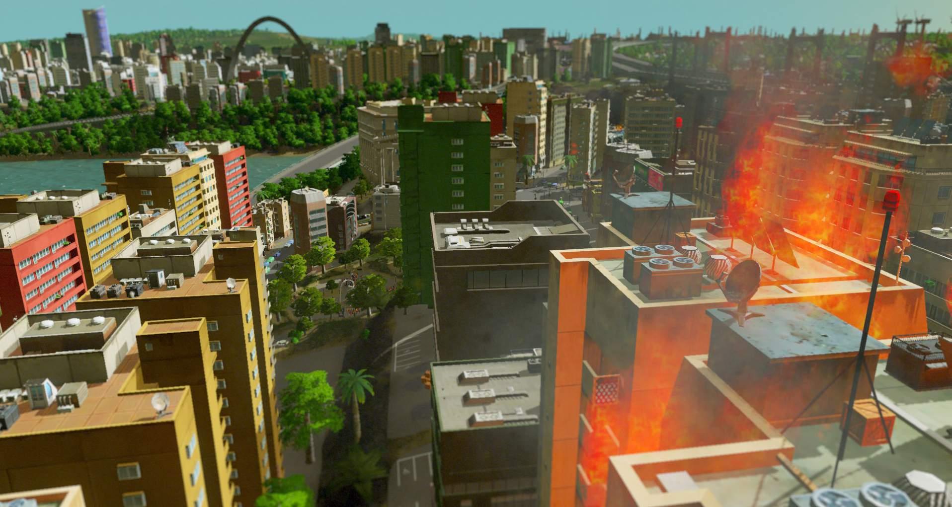 16 - Cities: Skylines