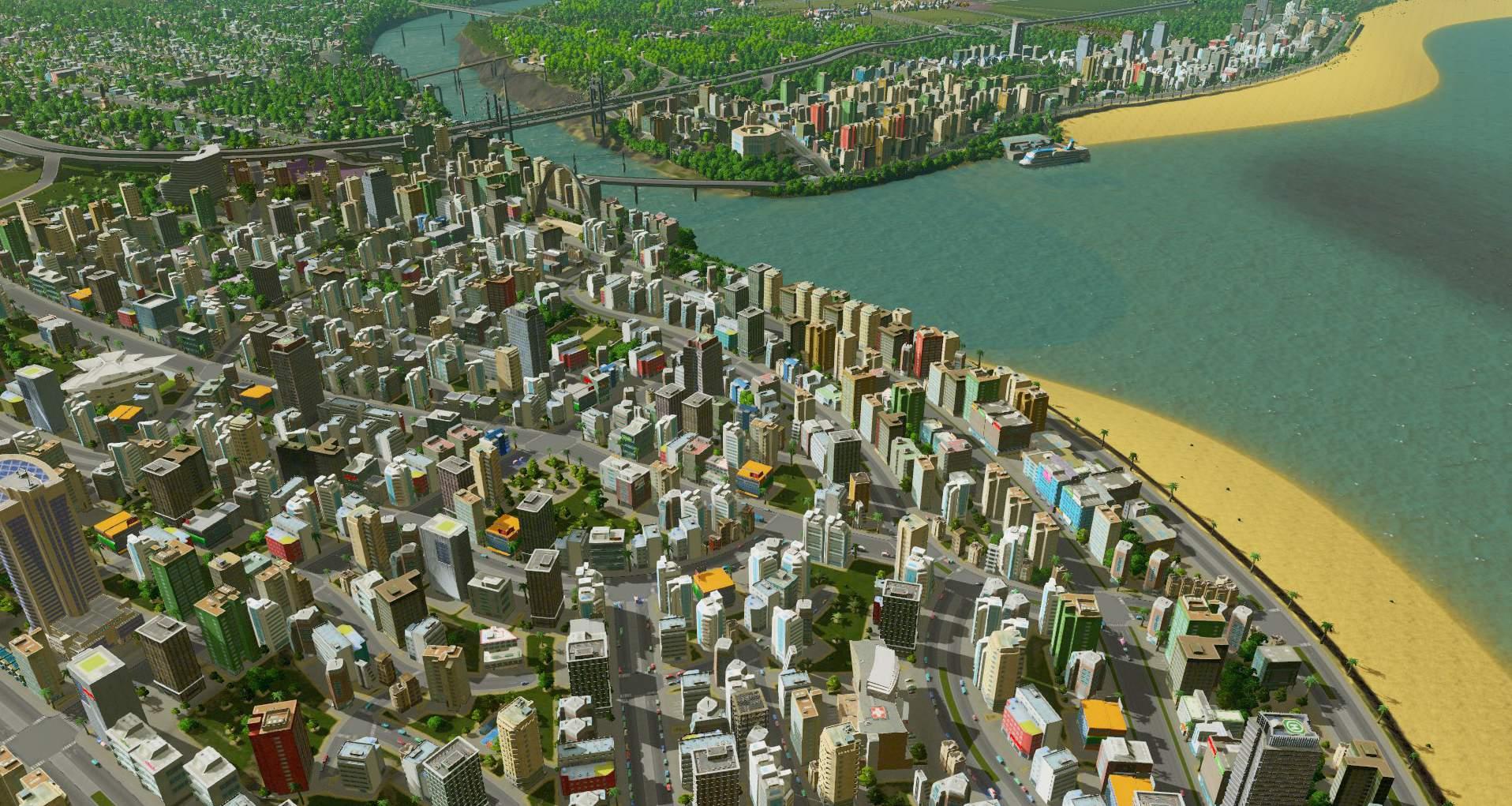 17 - Cities: Skylines