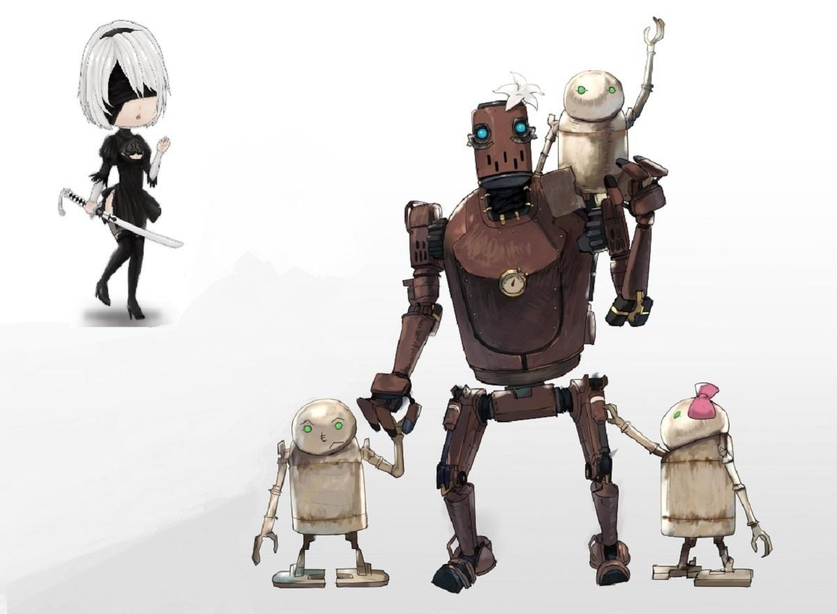 NieR Art - NieR: Automata