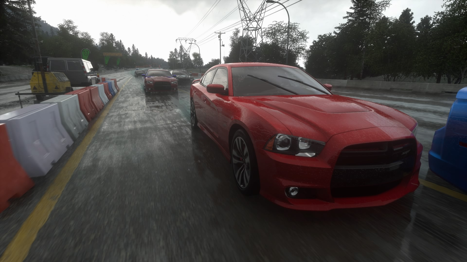 Screen_one - DriveClub